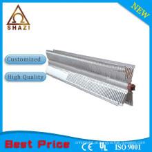 Peças do aquecedor de ar elétrico com chapeamento de alta temperatura