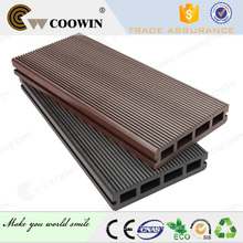 Outdoor timber wood composite flooring plastic