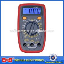 Multimètre numérique DT33D avec rétroéclairage à onde carrée sigal