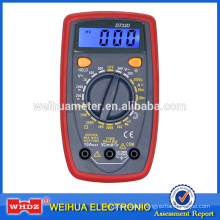 Digital Multimeter DT33D with Backlight Square Wave out-put sigal
