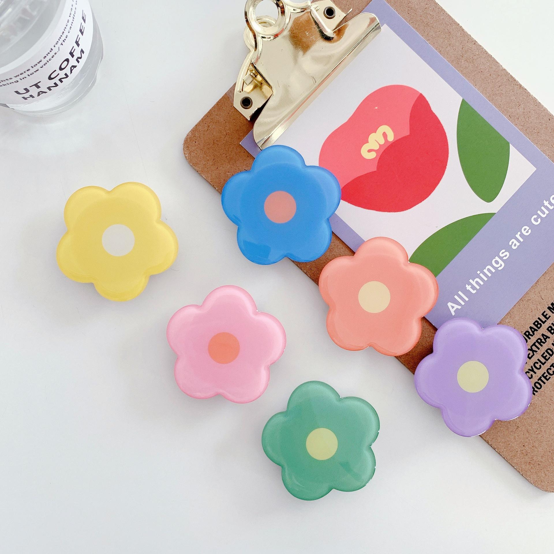 Flower Phone Holder