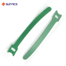 Cravate de câble de bande magique en caoutchouc de meilleure qualité de niveau supérieur