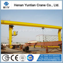China Berühmte Marke Henan Yuntian L-Modell-einzelner Träger-Portalkran