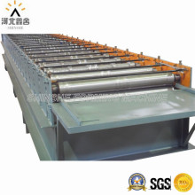 Roll Forming of Roofing Sheets