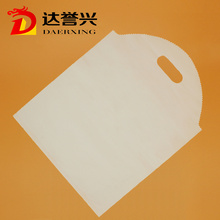 Waterproof LDPE Custom Printing Die Cut Bag