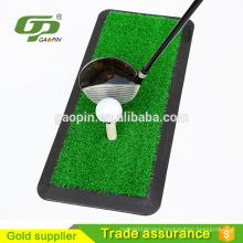 High quality golf swing mat golf range mats LQX506