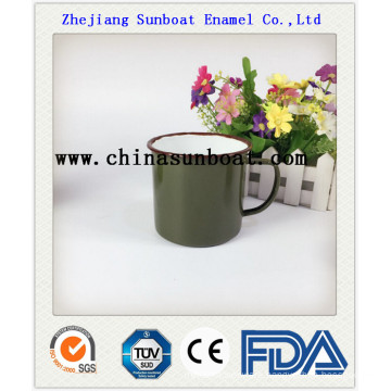 Chinese Factory Enamel Water Cup