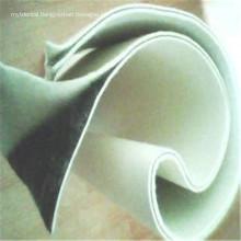 Composite geomembrane nonwoven geotextile with geomembrane