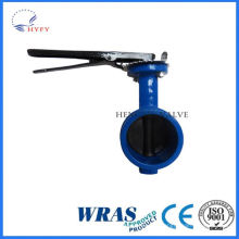 2015 New Arrival cheap carbon iron butterfly valve