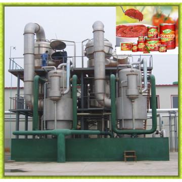 Máquina automática de processamento de molho de tomate