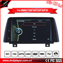 Windows Ce DVD Player for Car 1-F20/2-F22 DVD Navigation Car for BMW Hualingan