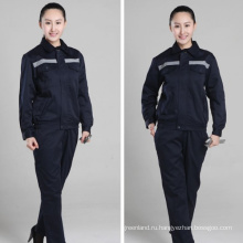длинный рукав униформа на заказ дизайн плотницкий спецодежды