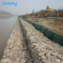 Factory Supply Wholesale Stone Cage Gabion Mesh