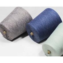 Fio de mistura de poliéster de linho francês para tecido e têxteis