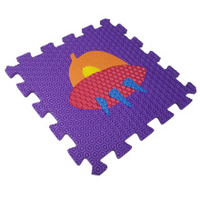 Melors Puzzle Gioca a Mat Flooring Mats per bambini con Traffic Pop-Out
