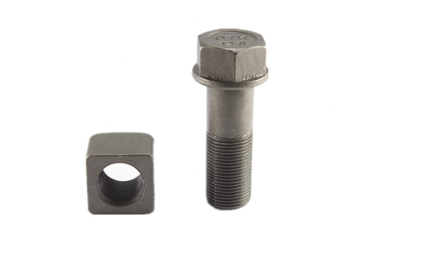 Bulldozer Bolt and Nut for Track