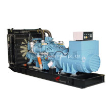Дизельный генератор большой мощности 2000 кВт / 2500кВА