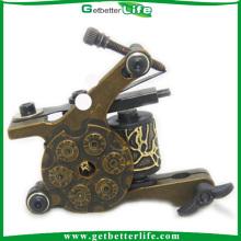 10 bobinas de Casting China máquina del tatuaje de sombreado