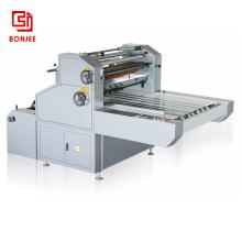 Bonjee Cheap Water-Based Environmental Protection Glue Laminating Machine