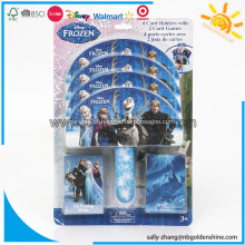 Frozen Card Holder Play Games