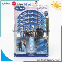 Frozen Card Holder Jogar Jogos