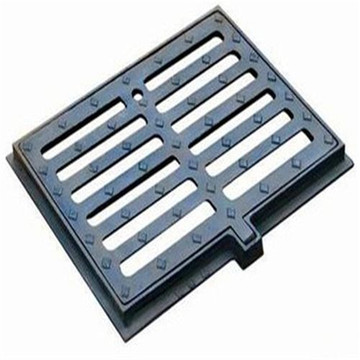 Drain Grating Cover Ferro Fundido Sarjeta Grating Metal
