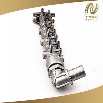 OEM Aluminum Casting Gas Pipe Fittings
