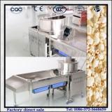 Automatic Caramel Popcorn Making Machine