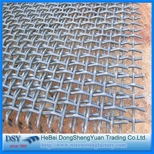 crimped wire mesh Anping Factory