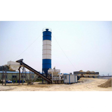 400t/H Soil Cement Wet Mix Plant