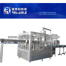 Automatic 3-in-1 Gas Beverage Filling Machine/Processing Equipment