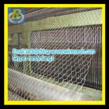 Шестиугольная сетка из проволочной сетки / плетения