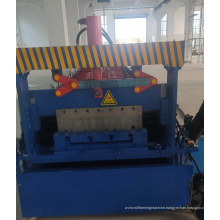 Floor Metal Deck Roll Forming Machine
