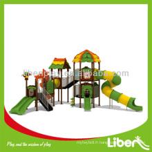 Équipement d'aire de jeux pour enfants Lala Forest SeriesLE-LL-012