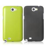 for Samsung Galaxy Note 2 Rubber Case