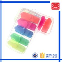 Promotional mini highlighter for sale scented children fluorescent marker