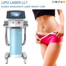 Leistungsfähiger Körper, der Lipo Laser-Maschine formt