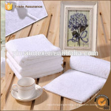 Fashion promotional custom 100% viscose cotton portable disposable bath shower towel for restaurant and airline
