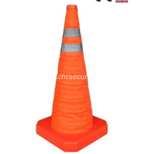 Waterproof cloth and Foldable traffic cones
