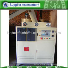 Pipe insulation foam machine