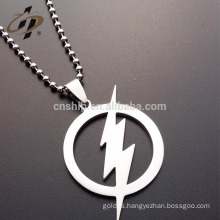 Wholesale cheap custom high quality 2d stainless steel name dog tag necklace for man