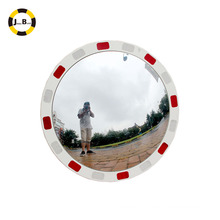 80cm 32inch plastic outdoor traffic reflective convex mirror