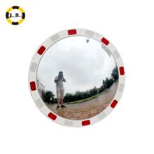 Espelho convexo reflexivo do tráfego ao ar livre plástico de 80cm 32inch