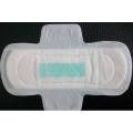 Negative ion sanitary pads