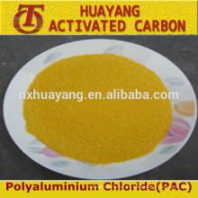 Fábrica de poli cloruro de aluminio pac 30% con el precio más bajo Tratamiento de agua / pac