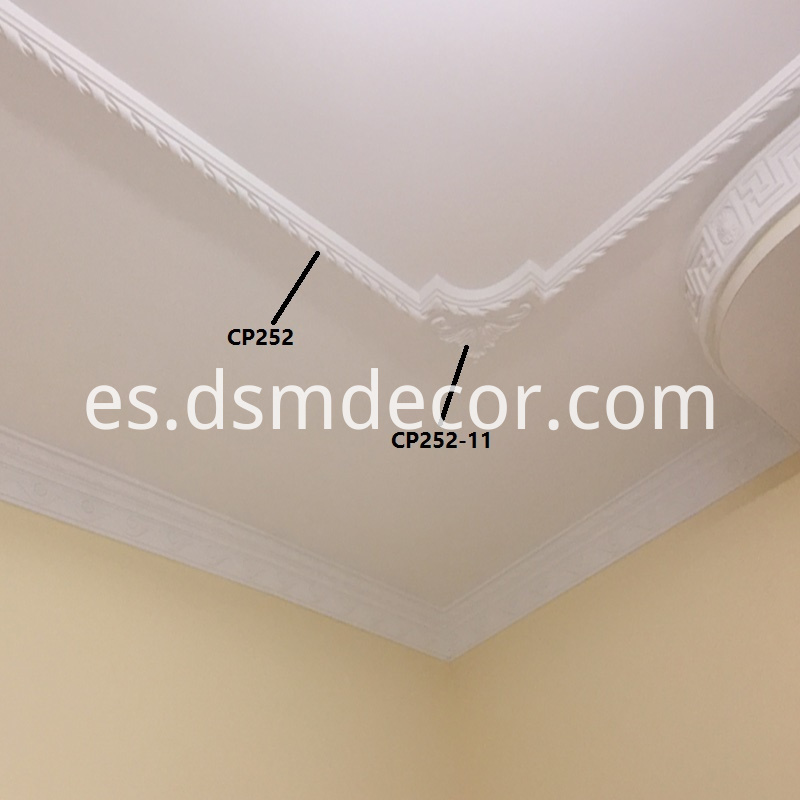 Architectural Decorative Panel Moulding