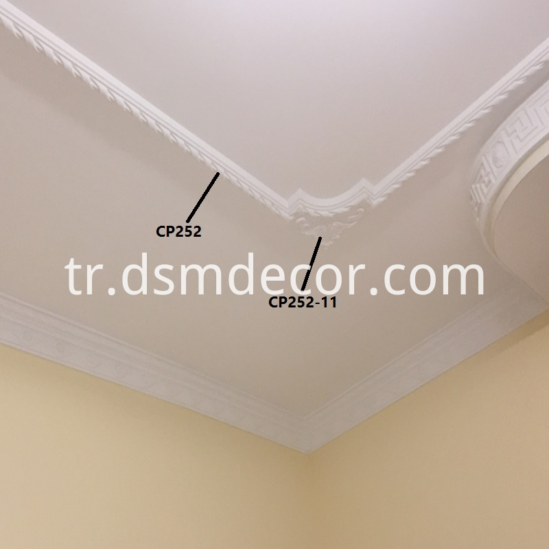 Chair Rail and Panel Moulding