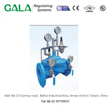 Professional high quality metal hot sales GALA 1320M Pressure Management Valve for gas