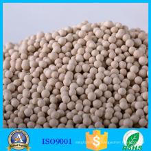 le plus bas prix zéolite 3a 4x6 tamis moléculaire à l'éthanol
