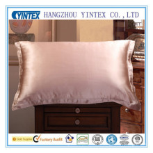 Soft 100% Pure Satin Silk Pillow Case for Home